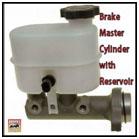 Brake Master Cylinder brakes