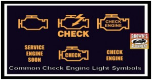 Check Engine Light service engine soon MIL